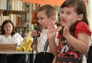 Versmondó verseny beszédhibás gyermekeknek a XVIII. kerületben