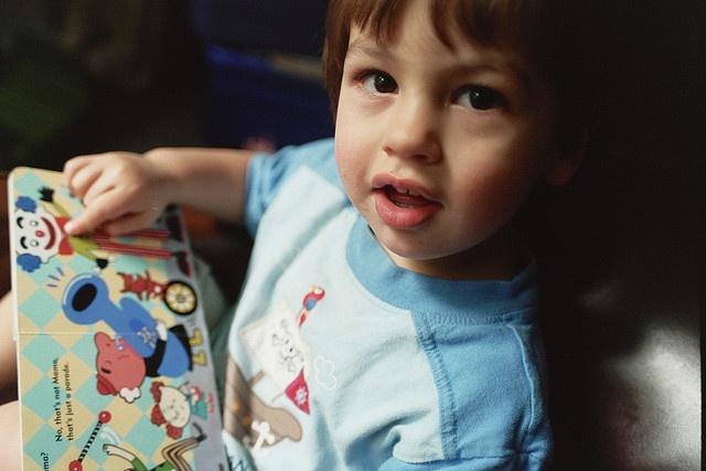 Az óvodás gyermekek beszéde sokszor magától tisztul