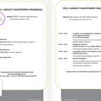 Logopédia Európai Napja 2016 – Programfüzet