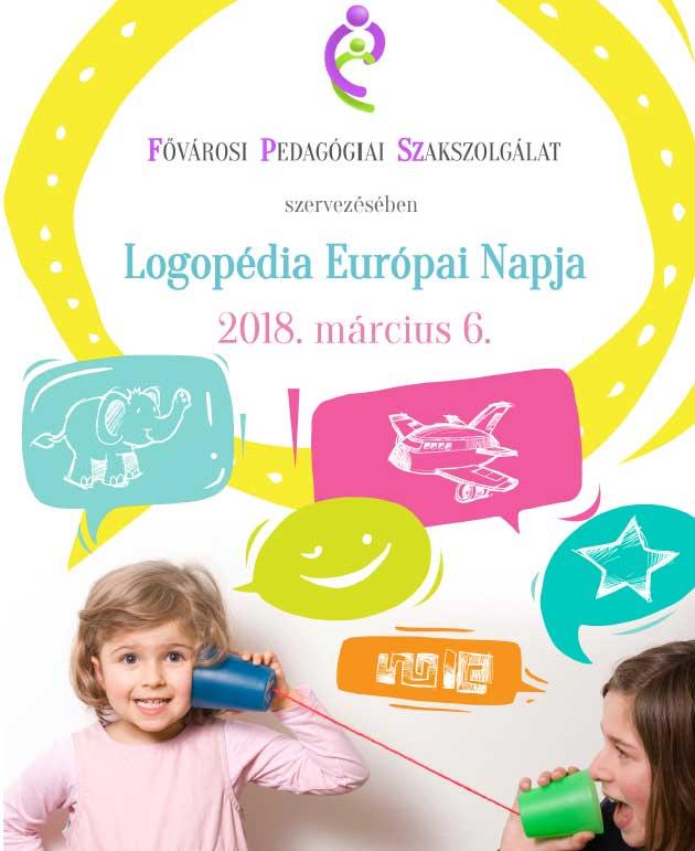 Logopédia Európai Napja 2018