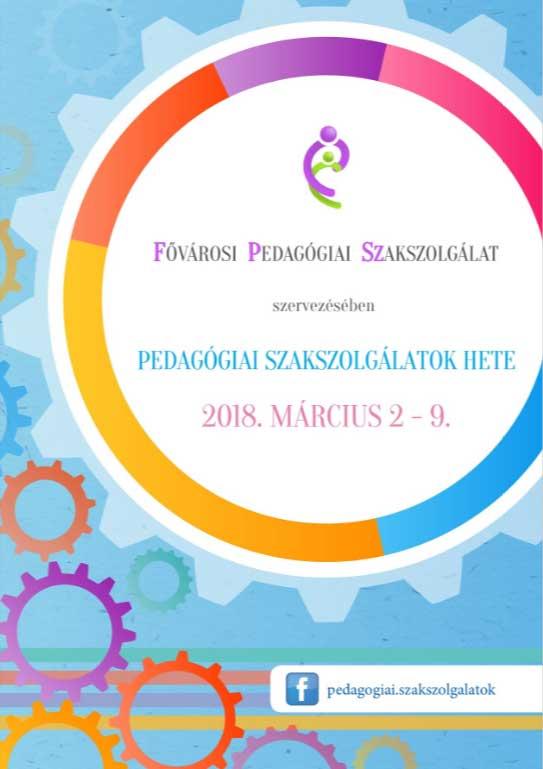 Pedagógiai Szakszolgálatok Hete 2018