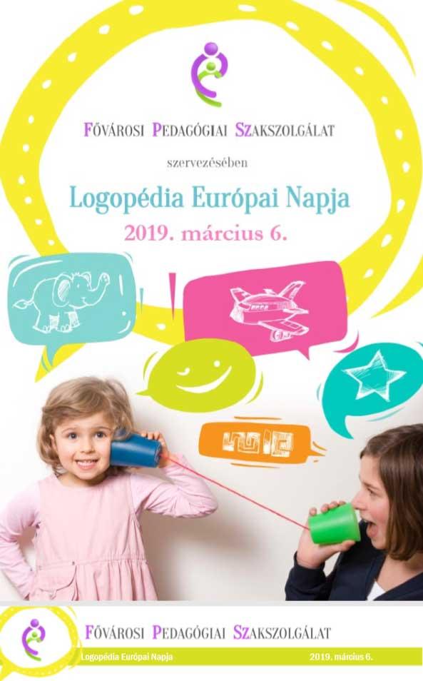 A Logopédia Európai Napja 2019