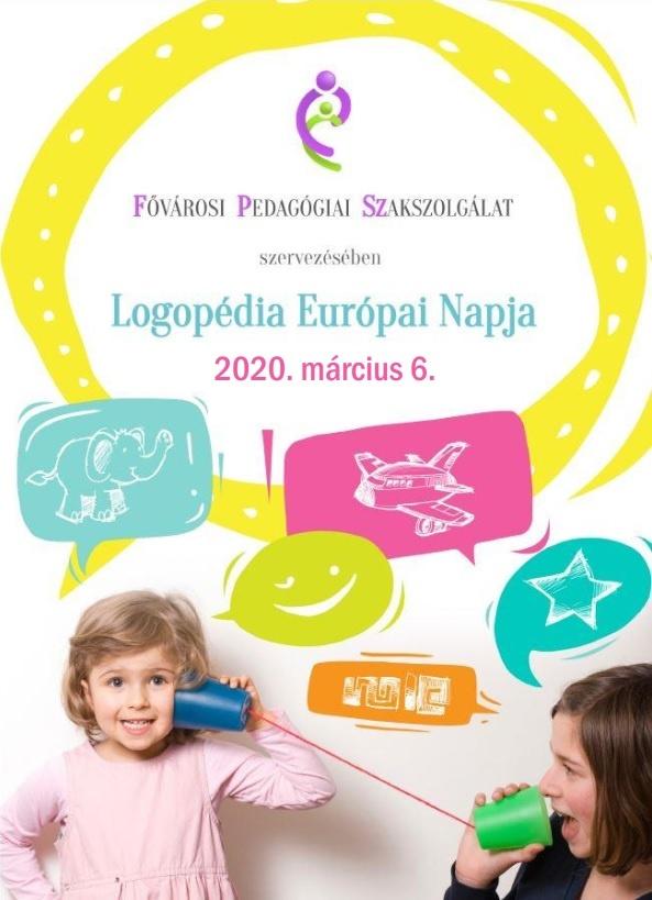 A Logopédia Európai Napja 2020